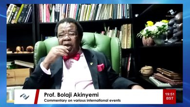 Photo of Corbyn suspension is not an attack on freedom of speech – Prof. Bolaji Akinyemi