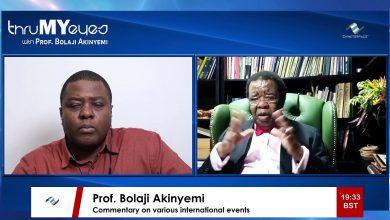 Photo of Nigeria should have a Space Program like the UAE – Prof. Bolaji Akinyemi
