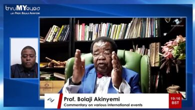 Photo of Reports of cyber attacks with possible links to Russia could indicate a new type of cold war, says Prof. Bolaji Akinyemi.