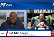 Photo of Akinyemi says Mandela suffers from same public perception issues as Churchill and Ghandi