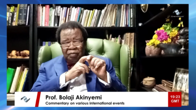 Photo of The current state of affairs in Libya shows Gaddafi's words were prophetic – Prof. Bolaji Akinyemi