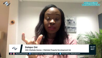 Photo of Property expert, Dolapo Oni, shares strategies for building a property portfolio without your own money