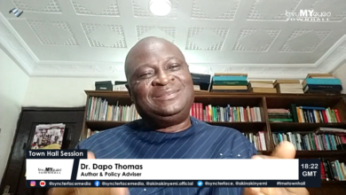 Photo of Lagos State is relatively safe compared to other Nigerian states – Dr. Dapo Thomas