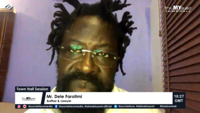Photo of There is a fusion between the ruling class and the criminal elements in Nigeria – Dele Farotimi